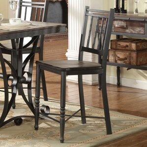 Alicia Bar Stool (Set of 2) by Fleur De Lis Living