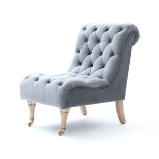 Persil Tufted Slipper Chair