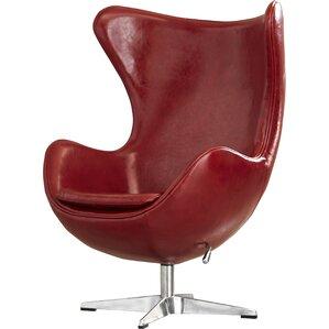 Tilt-Lock Mechanism Lounge Chair by Wade Logan