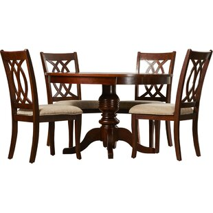 Cherry Kitchen Dining Room Sets Youll Love Wayfair - Cherry wood high top kitchen table