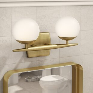 Scandinavian Bathroom Vanity Lighting Youll Love