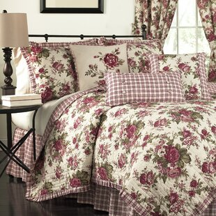 Norfolk Reversible Quilt Set By Waverly