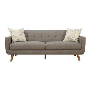 Superieur Mid Century Modern Sofa U0026 Pillow Set
