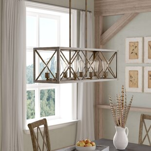 Kaison 8 Light Kitchen Island Pendant