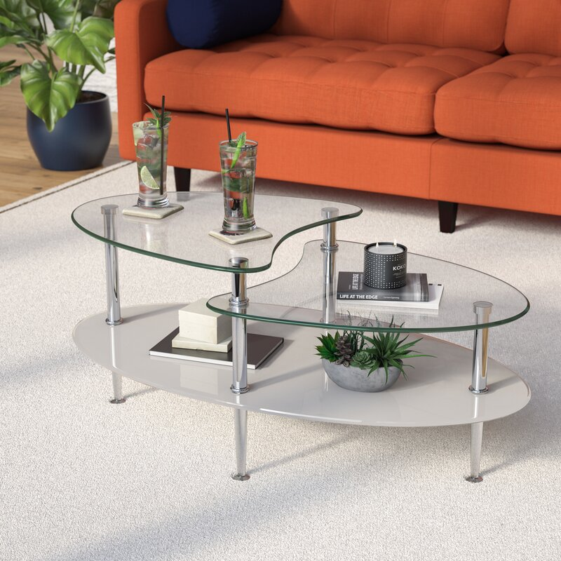 Wrought Studio Cate Coffee Table & Reviews | Wayfair