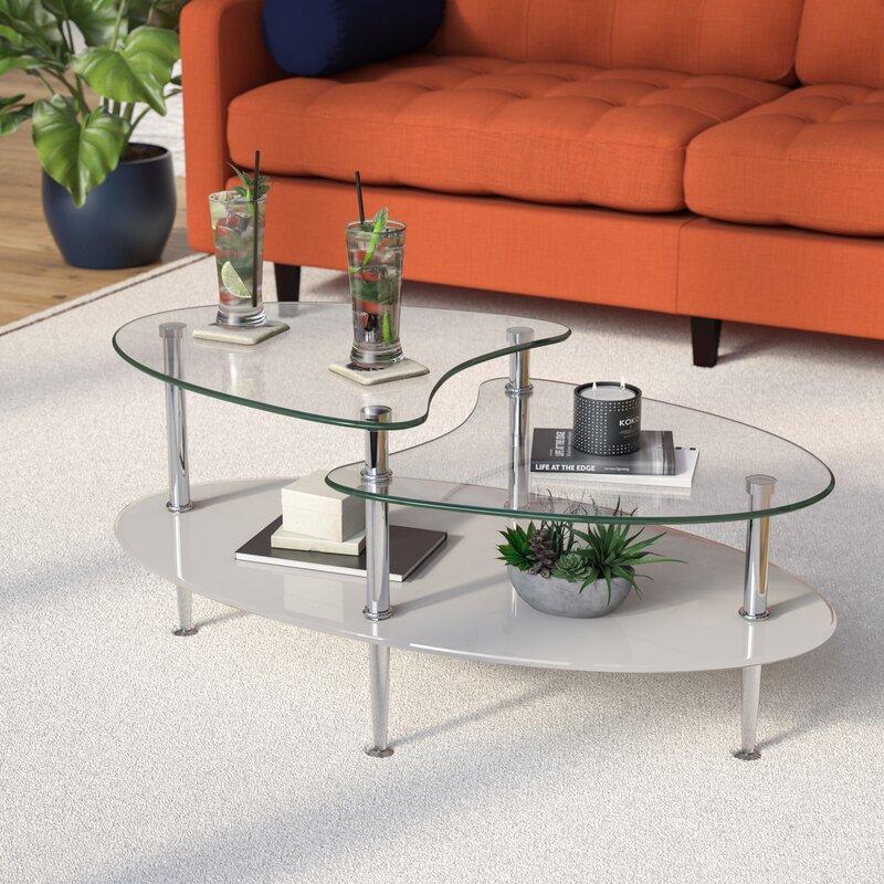 Wrought Studio Cate Coffee Table Reviews Wayfair