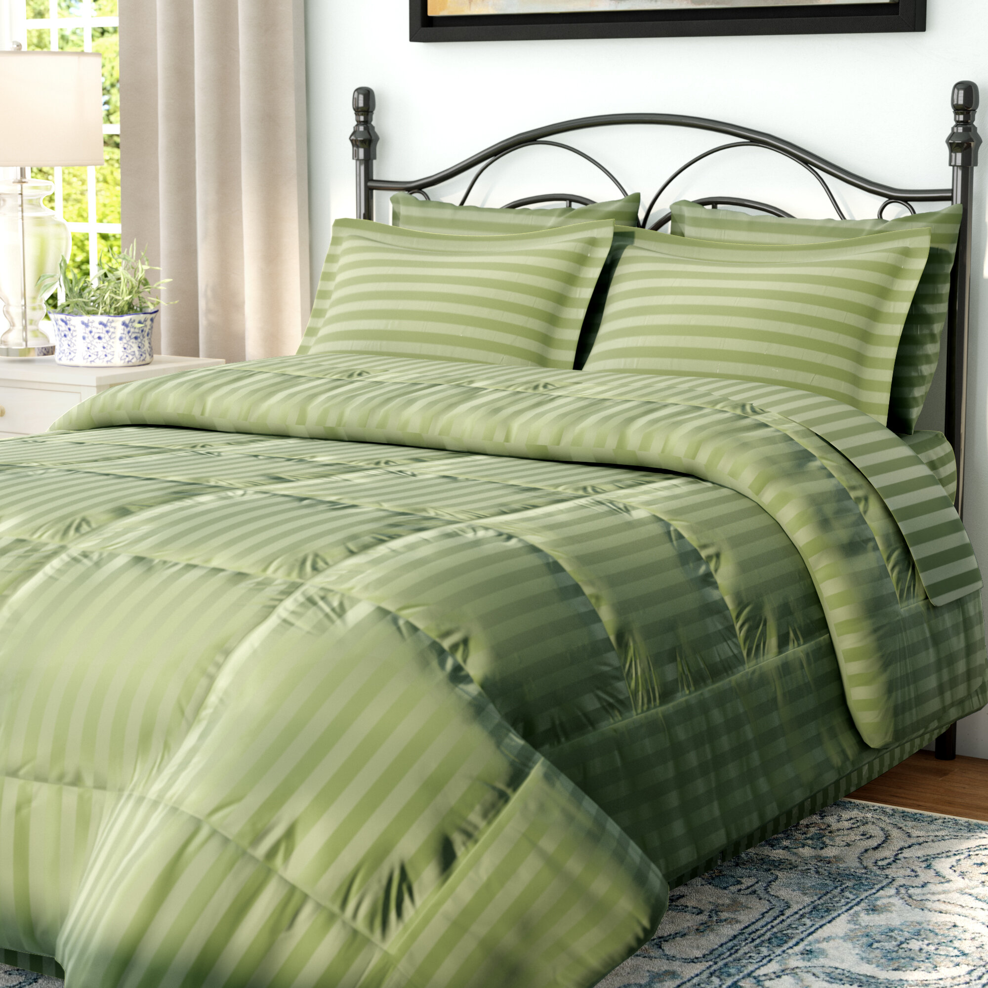 of comforter modern class touch sets quilt tuscan italian croscill full king bedding green bedspreads