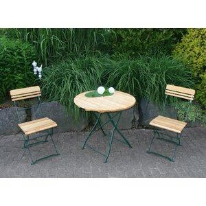 2-Sitzer Balkonset München von Garten Living