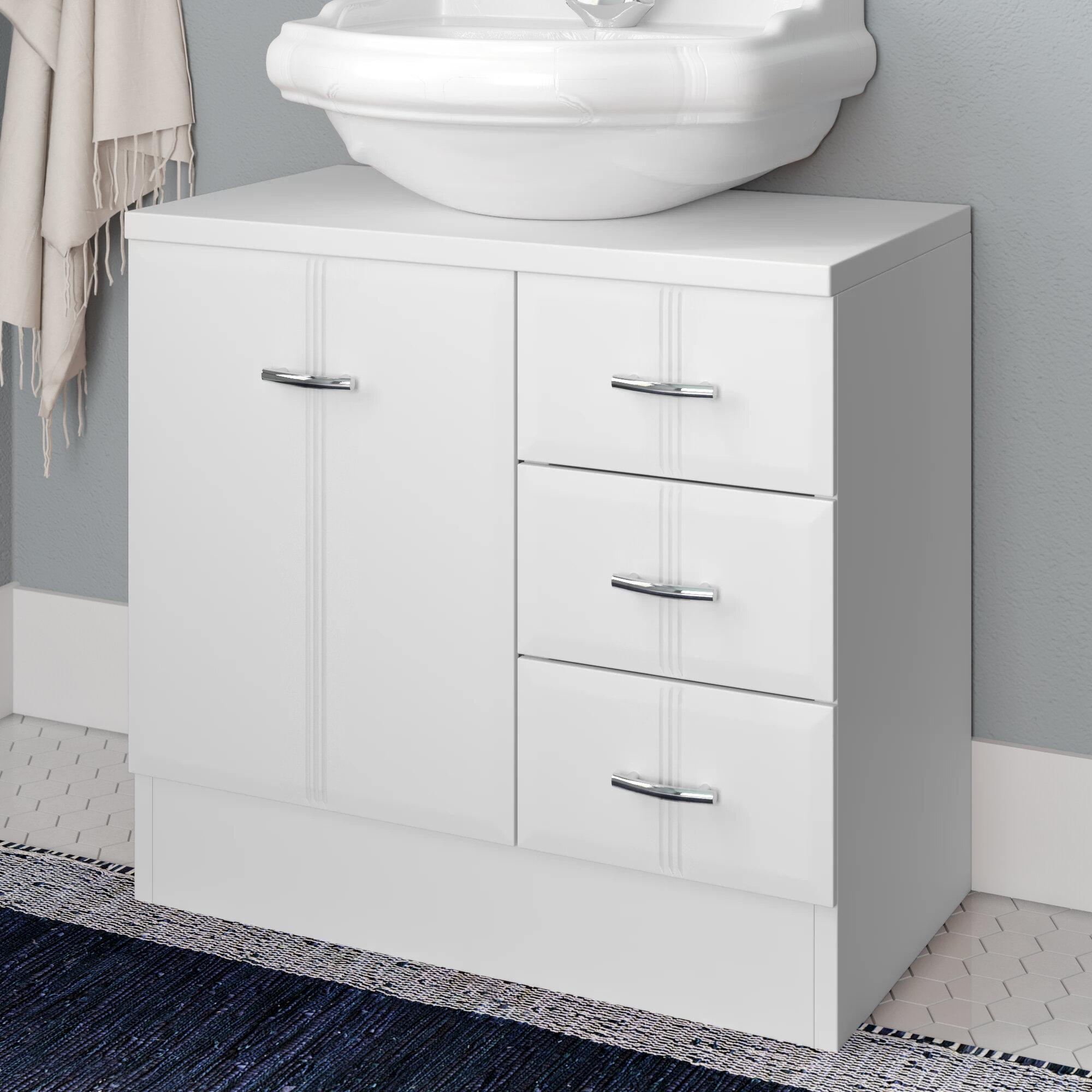 Wondrous Tillie 60Cm Under Sink Storage Unit Download Free Architecture Designs Grimeyleaguecom