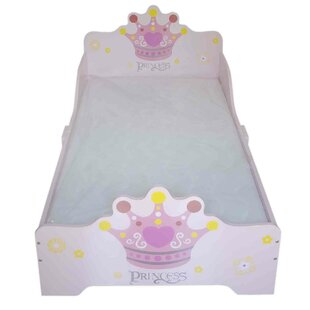 Princess Toddler Bed Frame by Kiddi Style