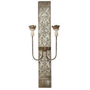 Montfort 2-Light Wall Sconce  sc 1 st  Wayfair & French Country Sconces Youu0027ll Love | Wayfair