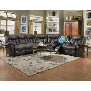 Jenkins Reclining Sectional by Red Barrel St..
