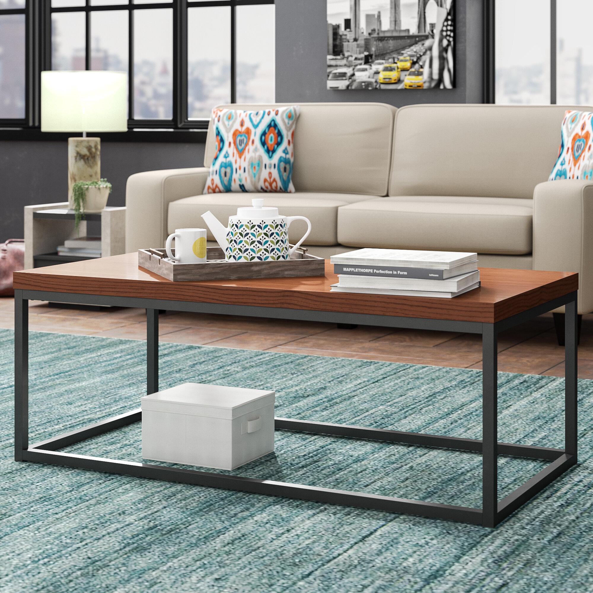 Mercury Row Bramble Coffee Table & Reviews | Wayfair