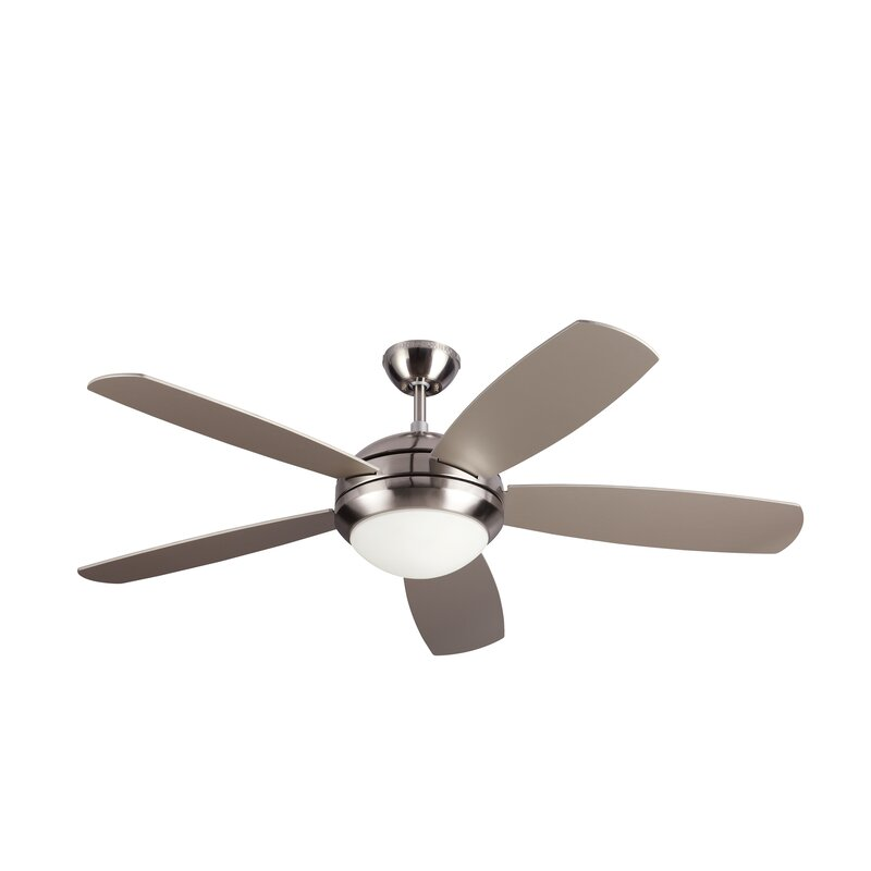 52 Sharp 5 Blade Ceiling Fan