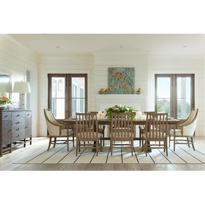 Blackburn 9 Piece Dining Set by Rosecliff..
