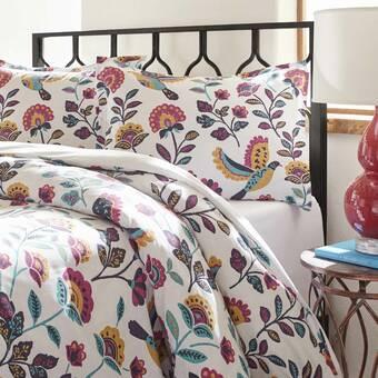 977f4db1d Millwood Pines Vidrio Pinecones Comforter