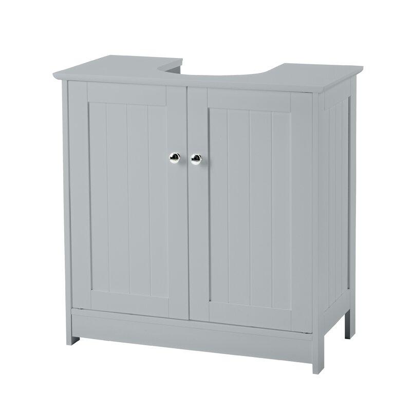Belfry Bathroom Canterbury 60cm Under Sink Storage Unit Reviews
