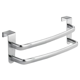 Axis Double Over The Door Towel Bar