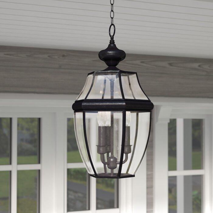 Beaver Creek 3 Light Outdoor Hanging Lantern