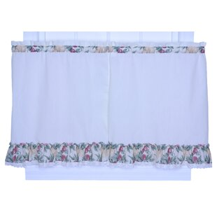 Kitchen Harvest Fruit Tier Curtain