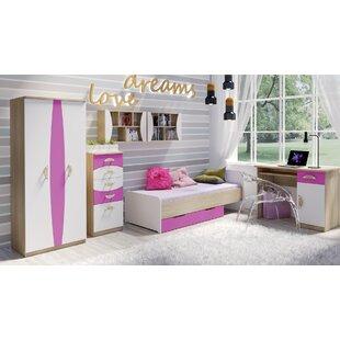 Ines 7 Piece Bedroom Set by Viv   Rae