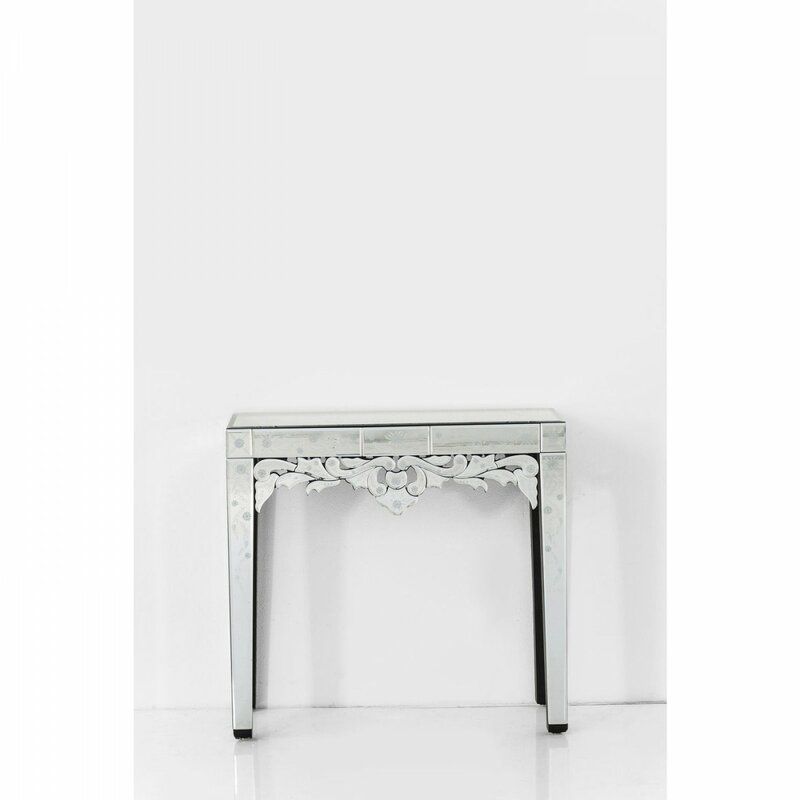kare design konsolentisch princess mit spiegel. Black Bedroom Furniture Sets. Home Design Ideas