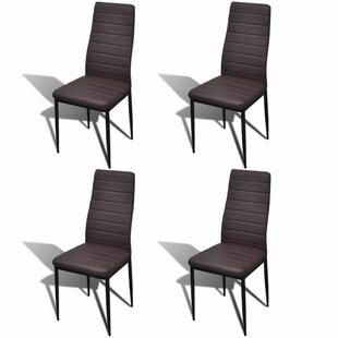 Alderson Upholstered Dining Chair (Set of 4)