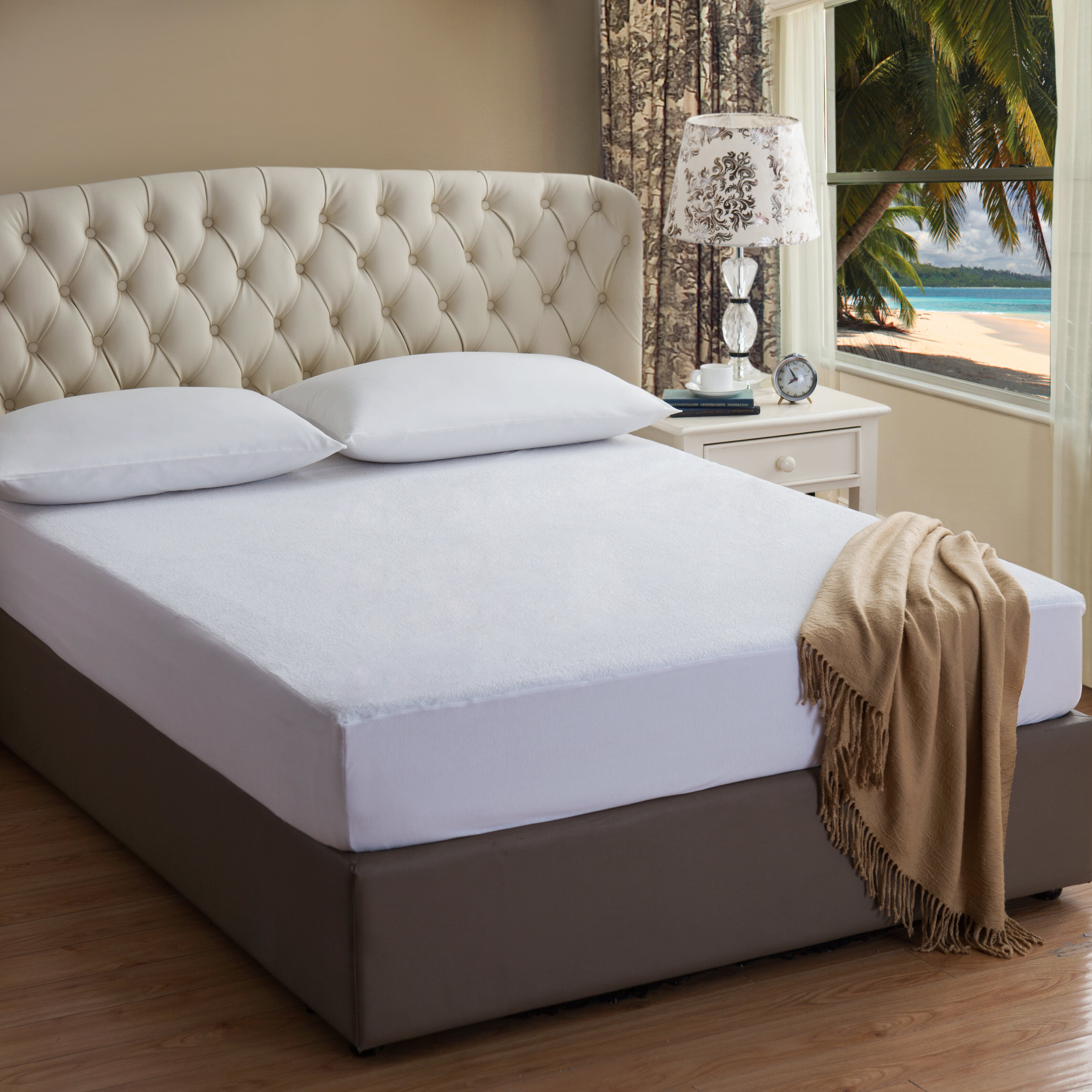 brolly sheets protector best waterproof double quilted protectors product prices cover mattress