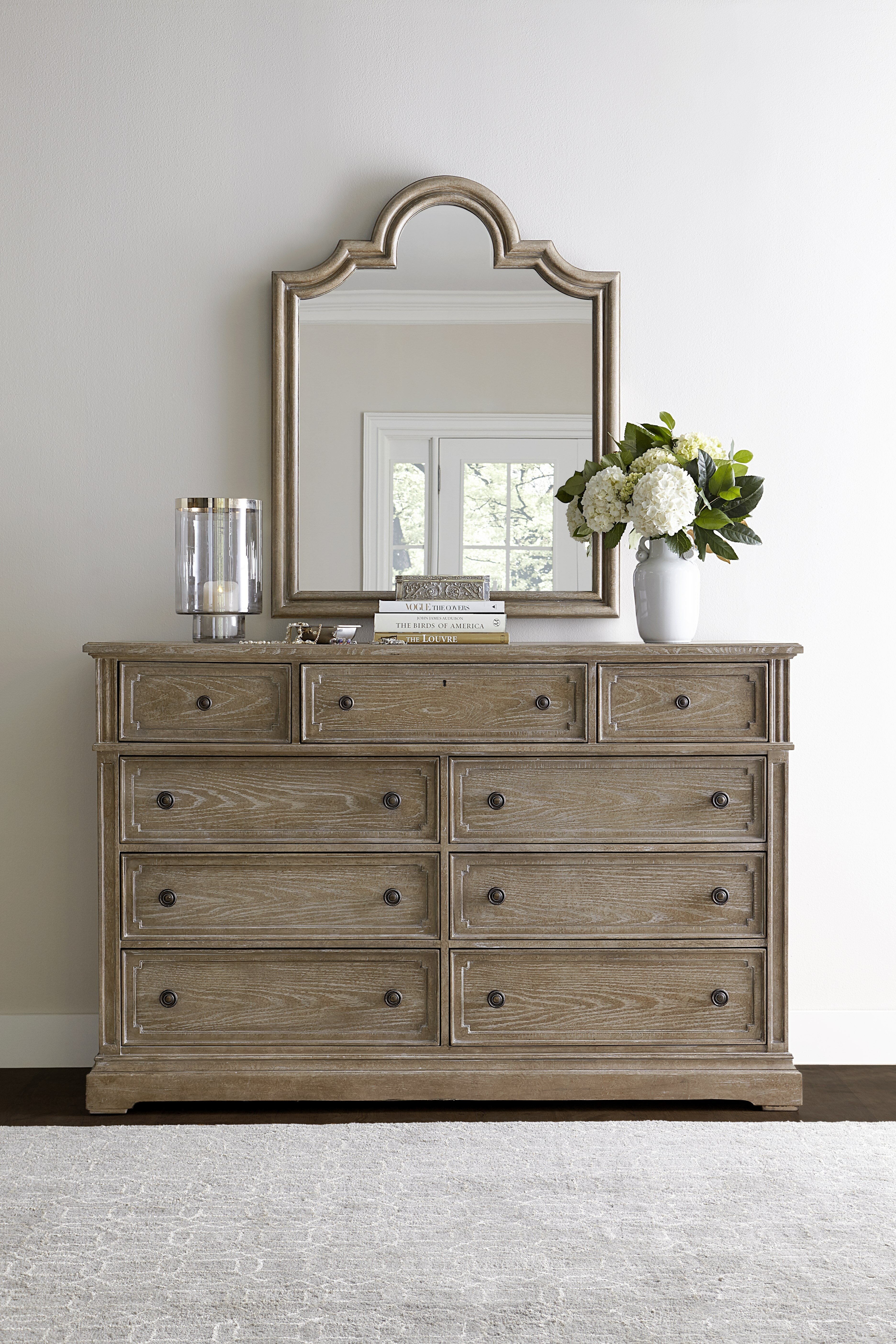 Stanley Wethersfield Estate 9 Drawer Dresser With Mirror Reviews