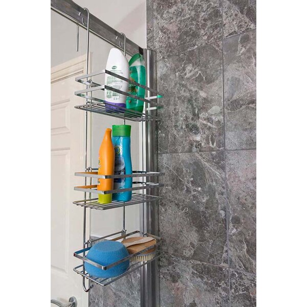 Wayfair Basics Metal Hanging Shower Caddy & Reviews | Wayfair.co.uk