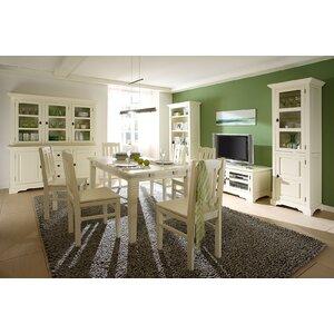 essgruppen stil landhaus. Black Bedroom Furniture Sets. Home Design Ideas