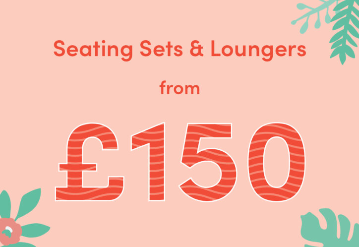 Seating Sets & Loungers