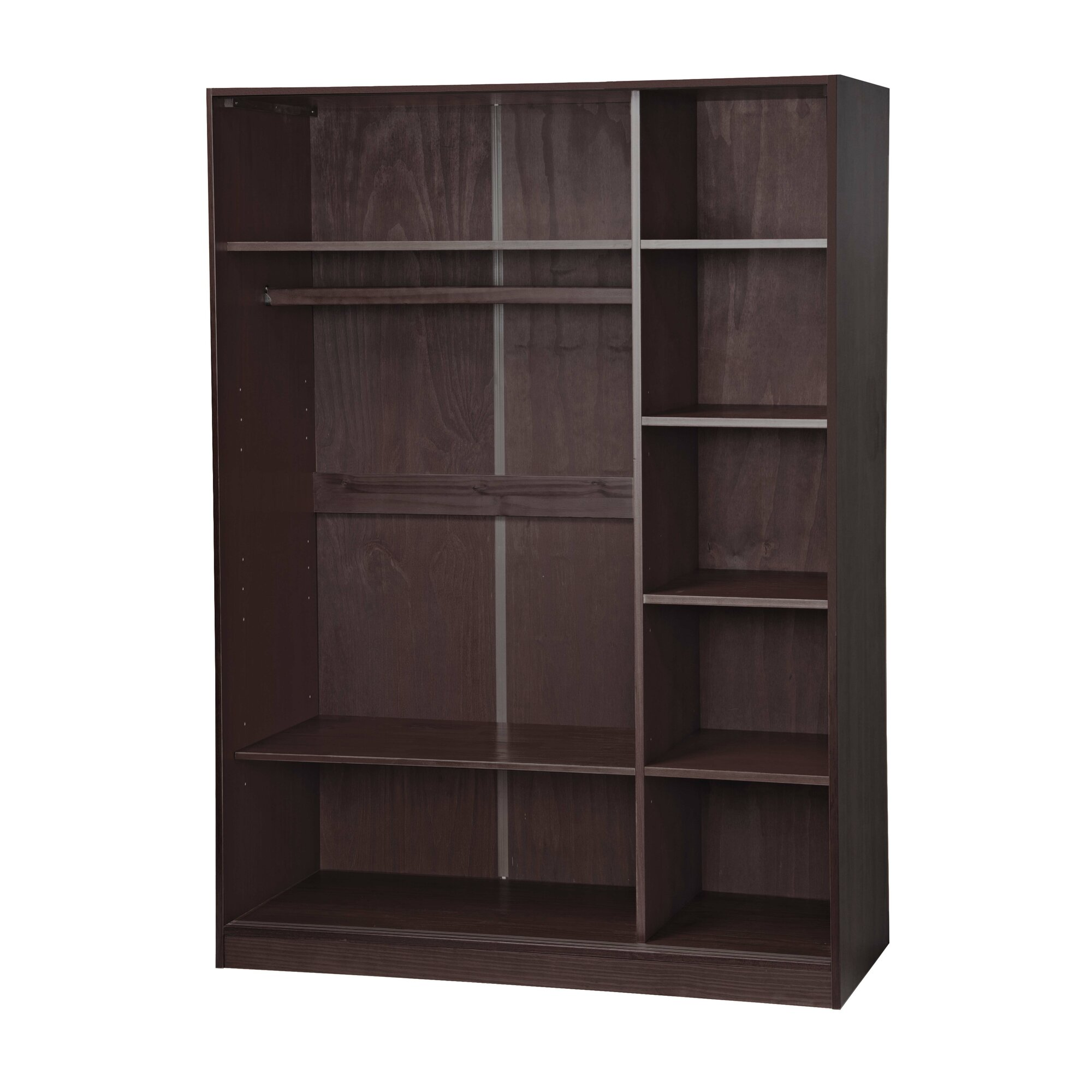 palaceimports sliding door armoire  reviews  wayfair supply - sliding door armoire