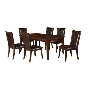 Dunmore 5 Piece Dining Set by Darby Home Co