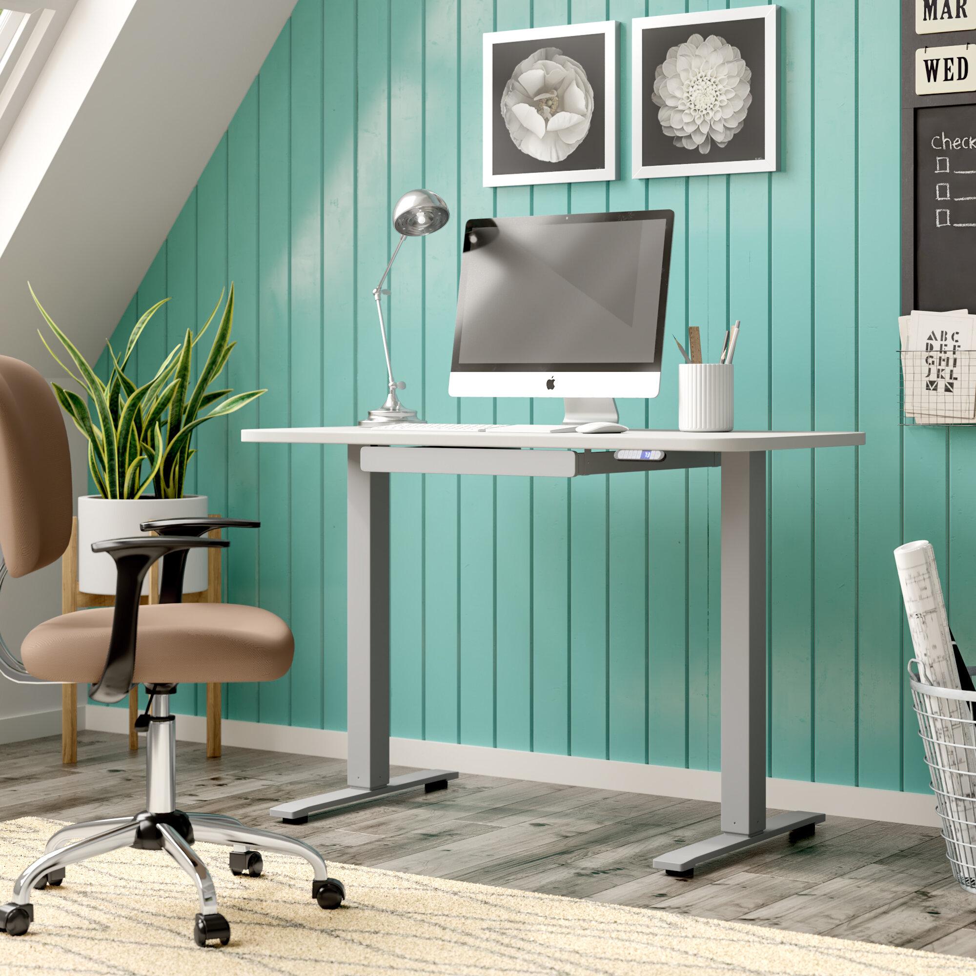 Pleasant Sabine Electric Adjustable Standing Desk Download Free Architecture Designs Embacsunscenecom