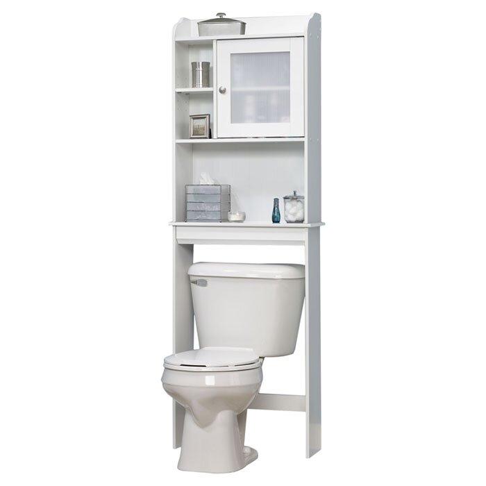 Three Posts Pinecrest Over The Toilet Cabinet Amp Reviews