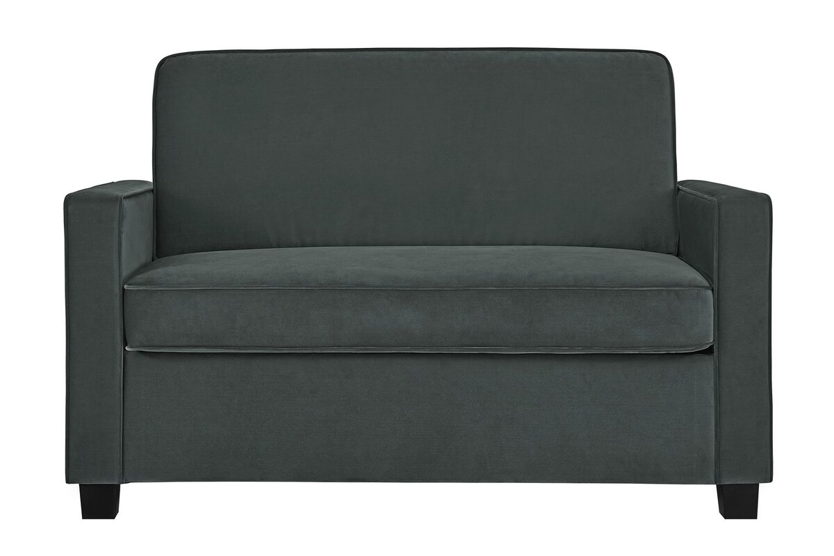chair sleeper inside sofa super comfy twin size centerfieldbar com canada
