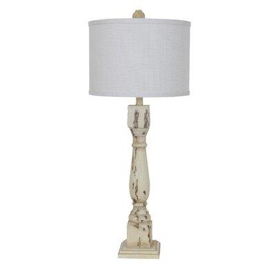 Antique collum 34 buffet lamp