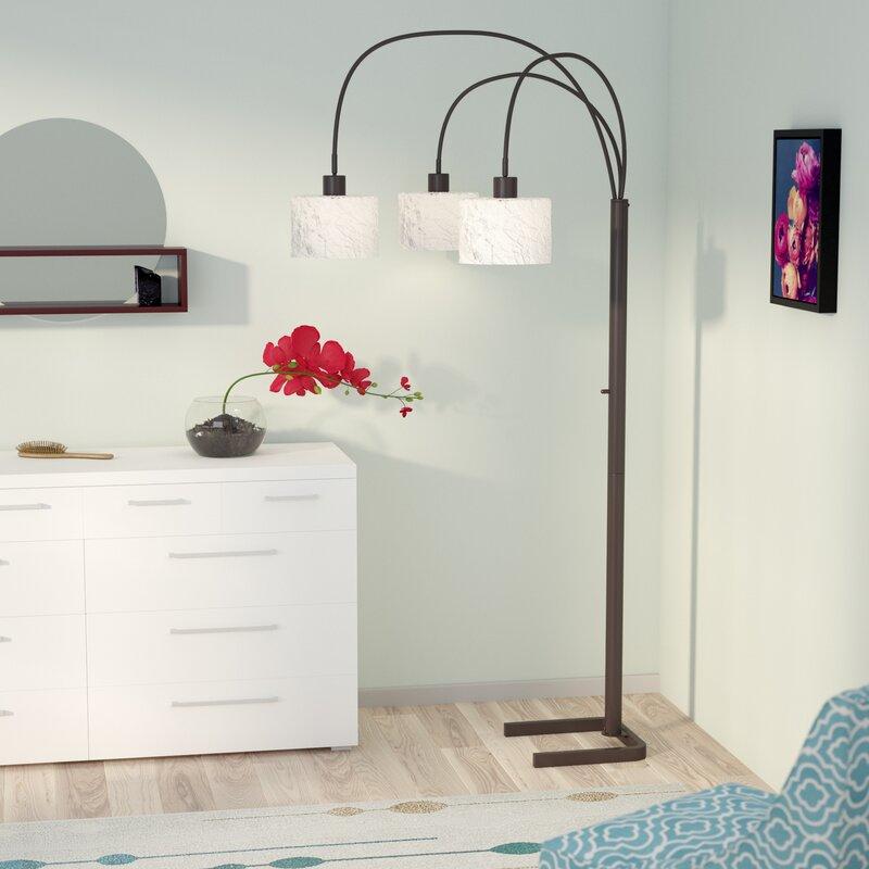 """Zipcode Design Heath 82"""" Tree Floor Lamp & Reviews"""