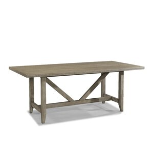 Loon Peak Needham Dining TableLoon Peak Needham Extendable - Wayfair trestle table