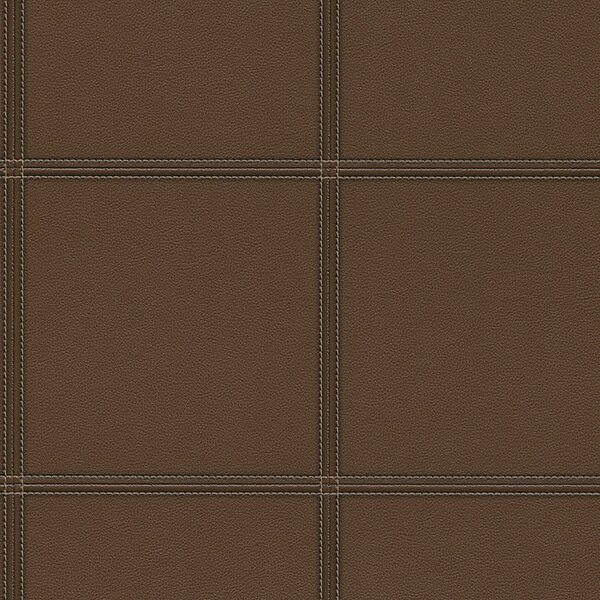 Walls Republic Contemporary Faux Leather 3297 X 208 Stitched