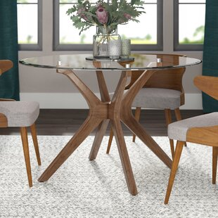 Caro Trestle Dining Table