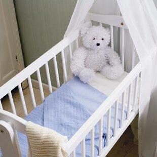 Plain Dye 150 Tc Polycotton Baby Cot Bedding Set