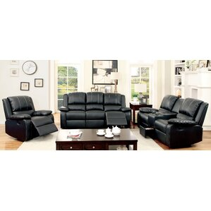 Hokku Designs Jerriste Configurable Living Room Set