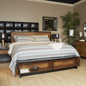 Norfolk Storage Panel Bed by Trent Austin Design