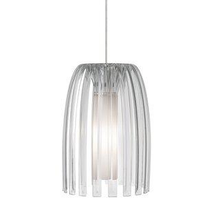Monorail pendant lighting wayfair cylinder olivia 1 light monorail pendant aloadofball Choice Image