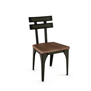 Dearing Solid Wood Dining Chair (Set of 2..