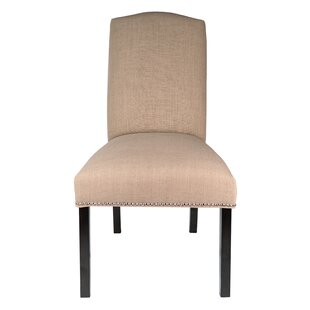 Parsons Upholstered Dining Chair (Set of 2)