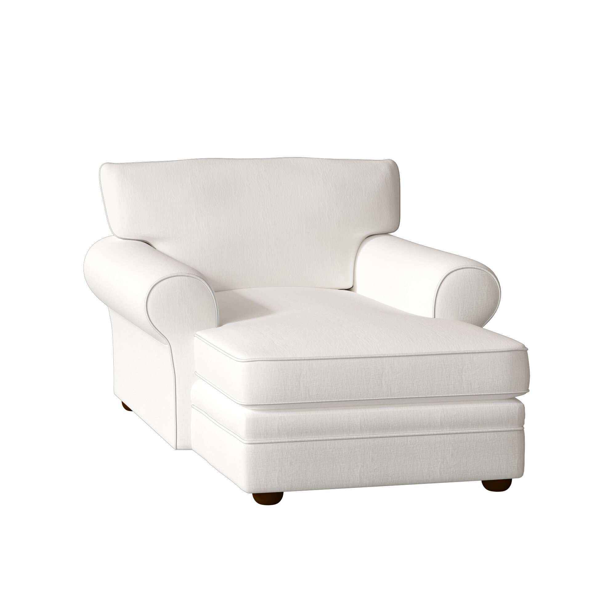 Attirant White Chaise Lounge Chairs Youu0027ll Love In 2019 | Wayfair