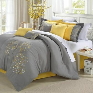 Baltimore-Washington 8 Piece Comforter Set
